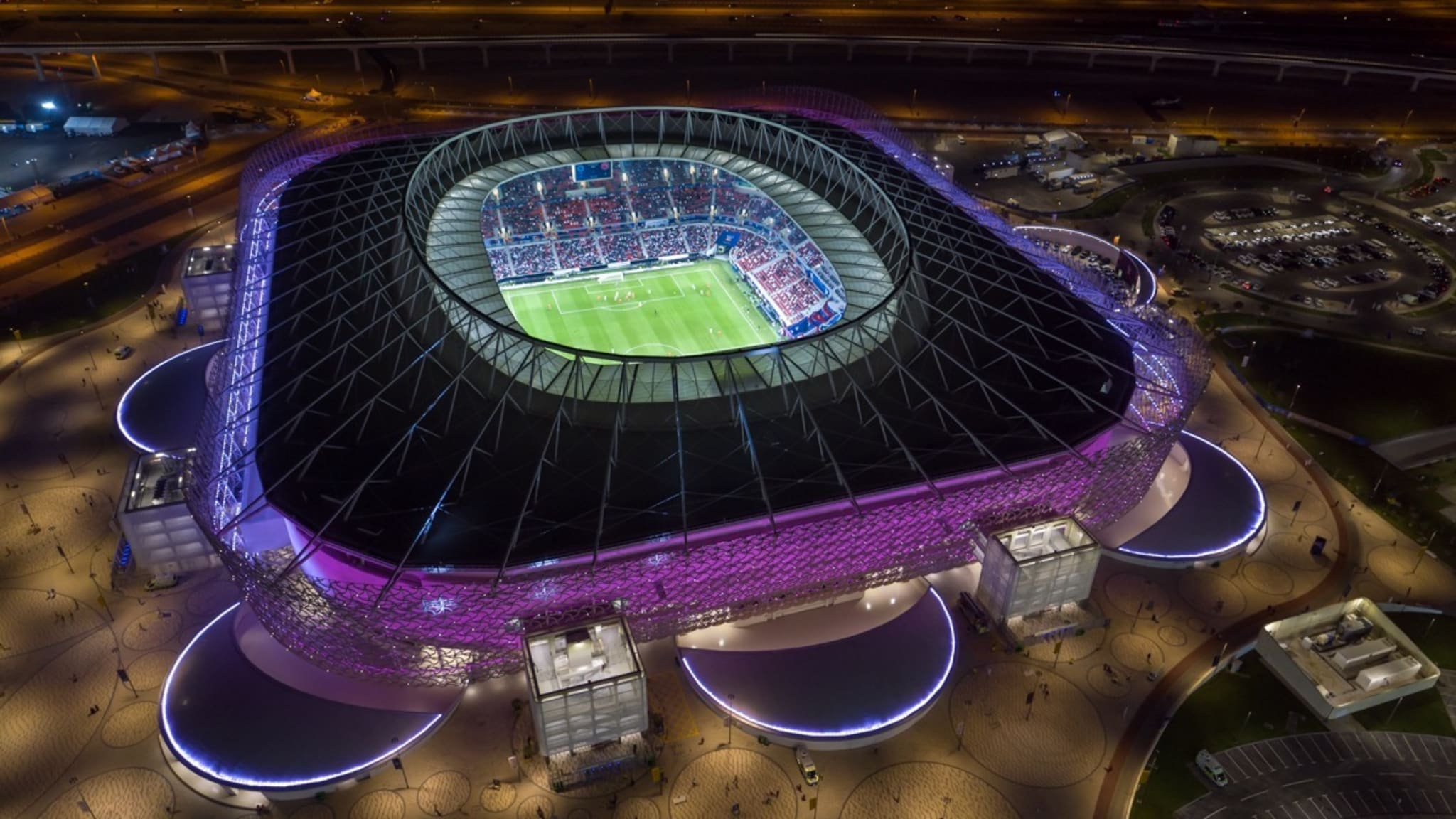 stadion Ahmad Bin Ali