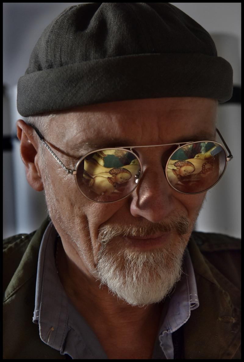 Portrait Jan Lauwers_photo Stephan Peleman