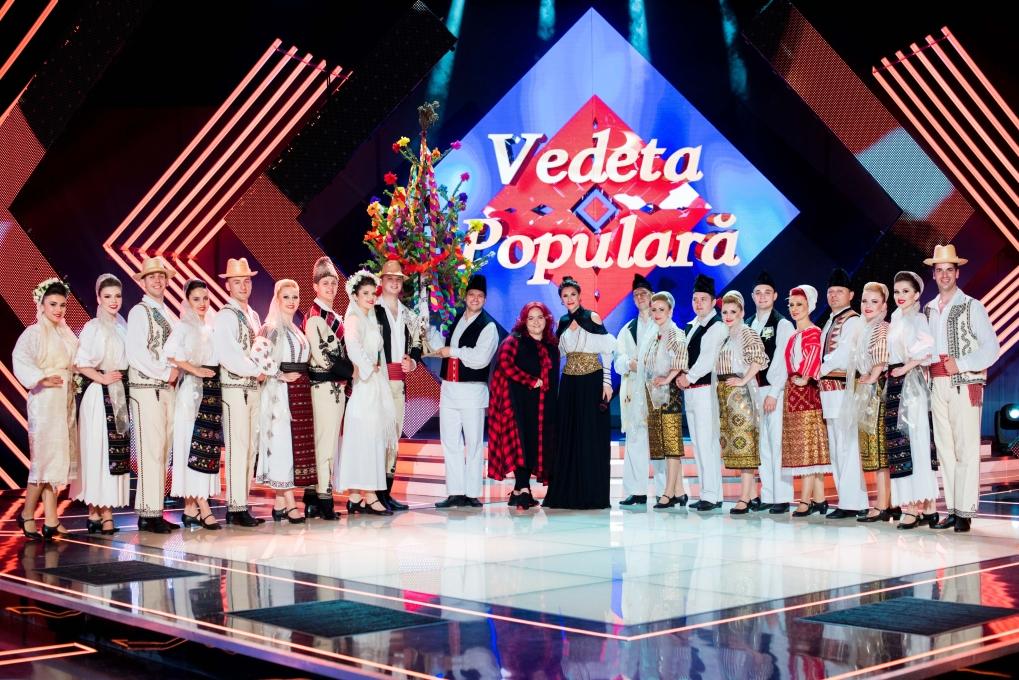 Iuliana Tudor si Ansamblul folcloric Profesionist Cindrelul – Junii Sibiului, manager si coregraf Silvia Macrea_850_4849