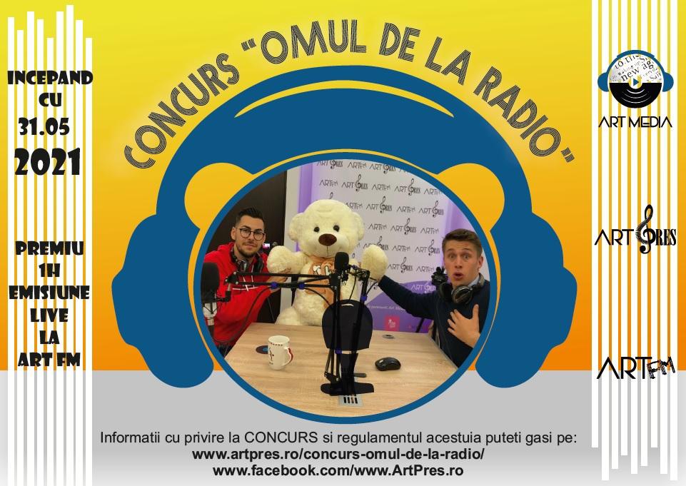 Concurs Omul de la Radio