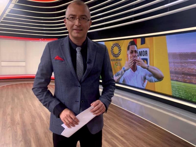 Vlad Arhire, Jurnal olimpic