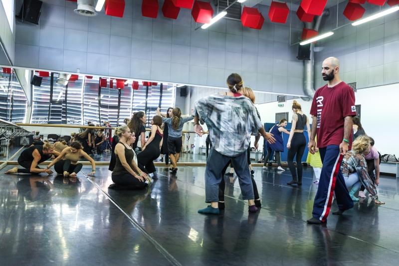 Atelier de dansa cu Eyal Dadon – Nicolae Gligor 13