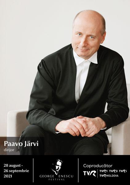 Festival George Enescu_la TVR, dirijor_Paavo-Järvi