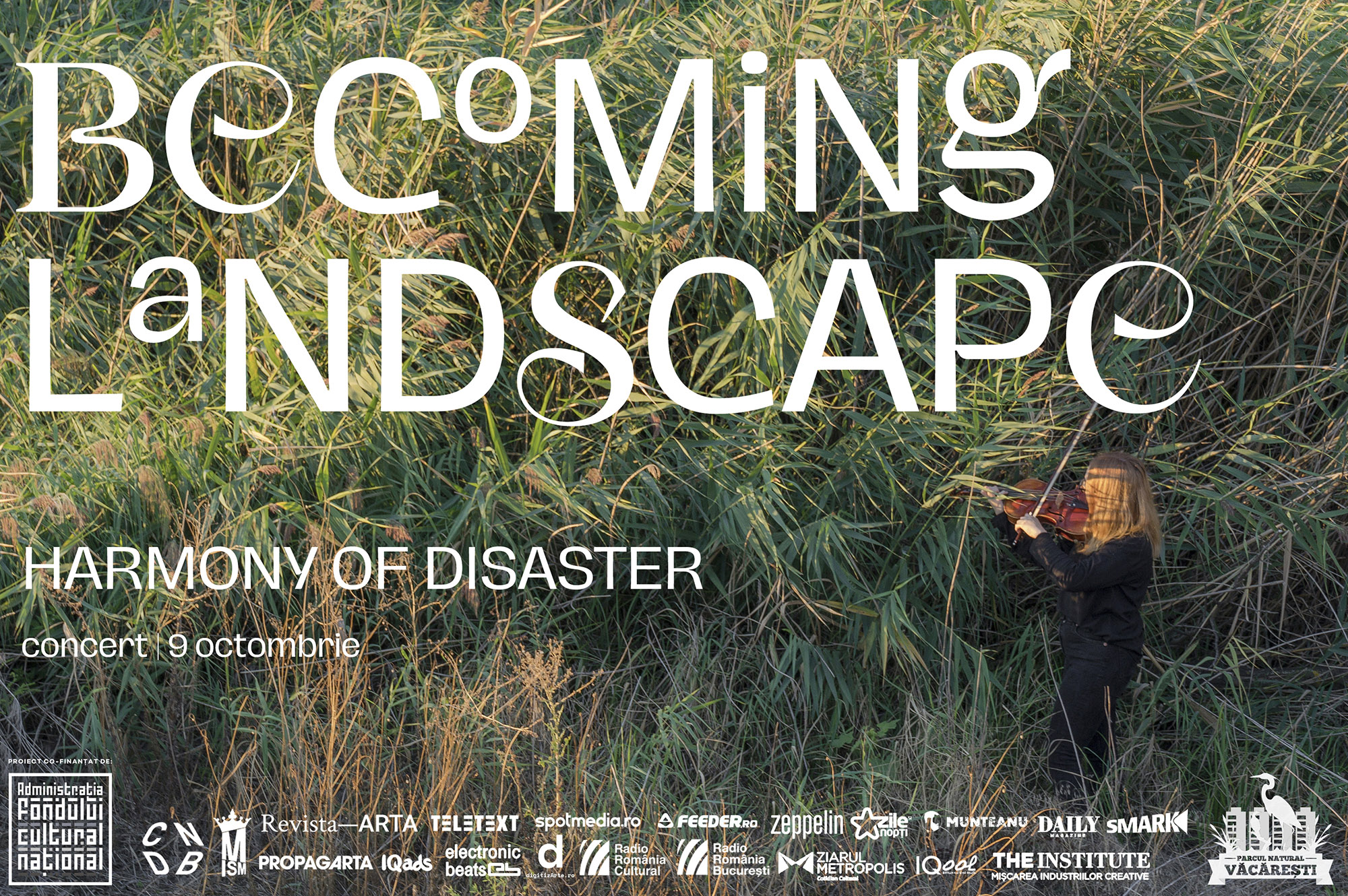 Afis Harmony of Disaster BECOMING LANDSCAPE