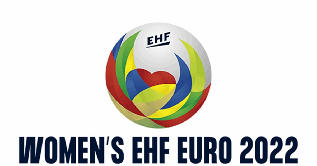 Women EHF EURO 2022 logo