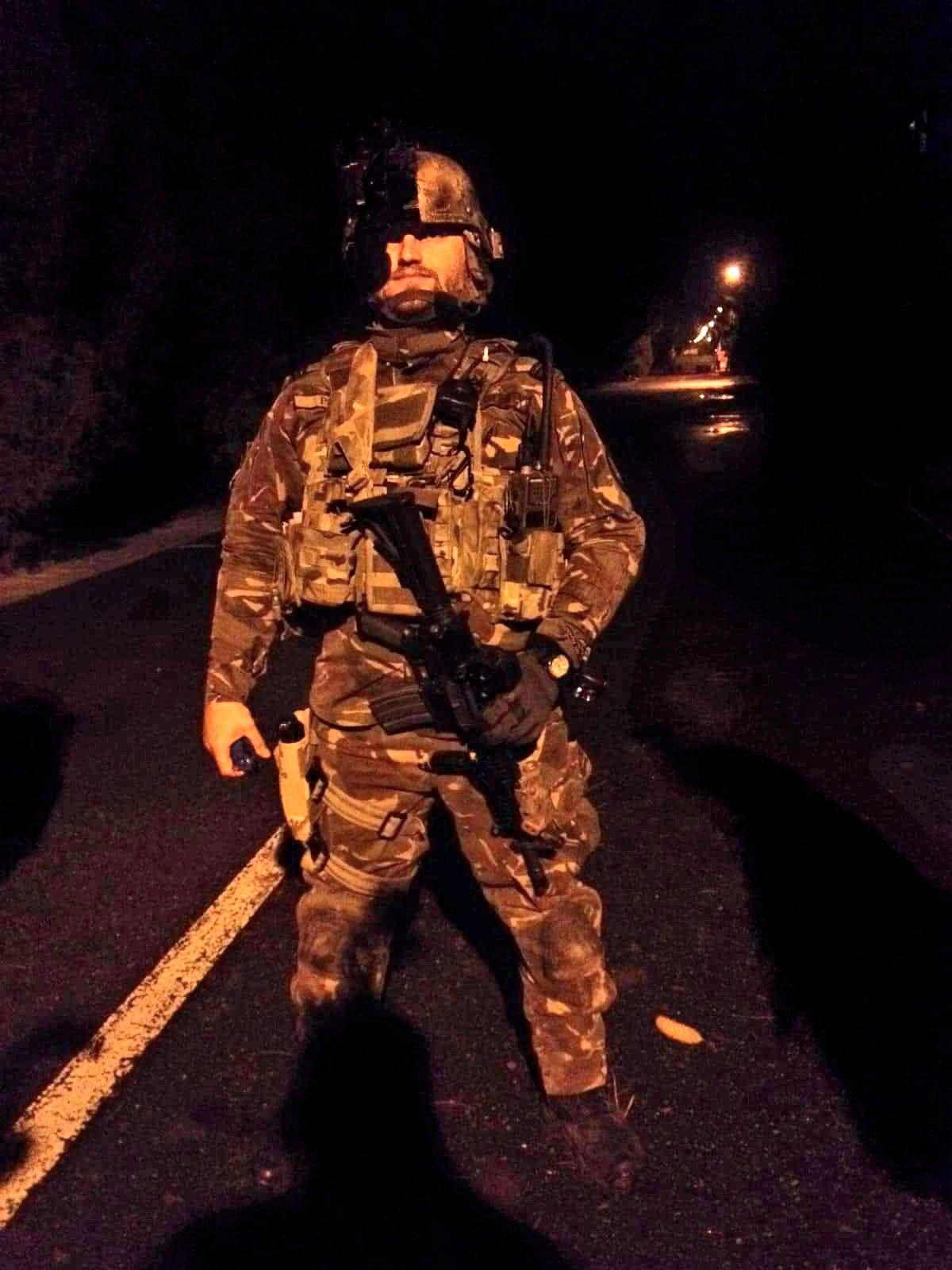 foto5 B Valentin Popa in misiune pe timp de noapte